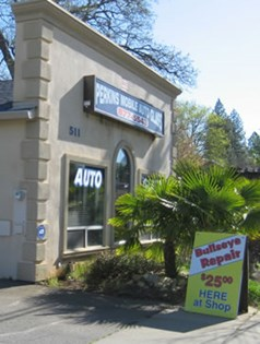 Perkins Mobile Auto Glass: Physical Location